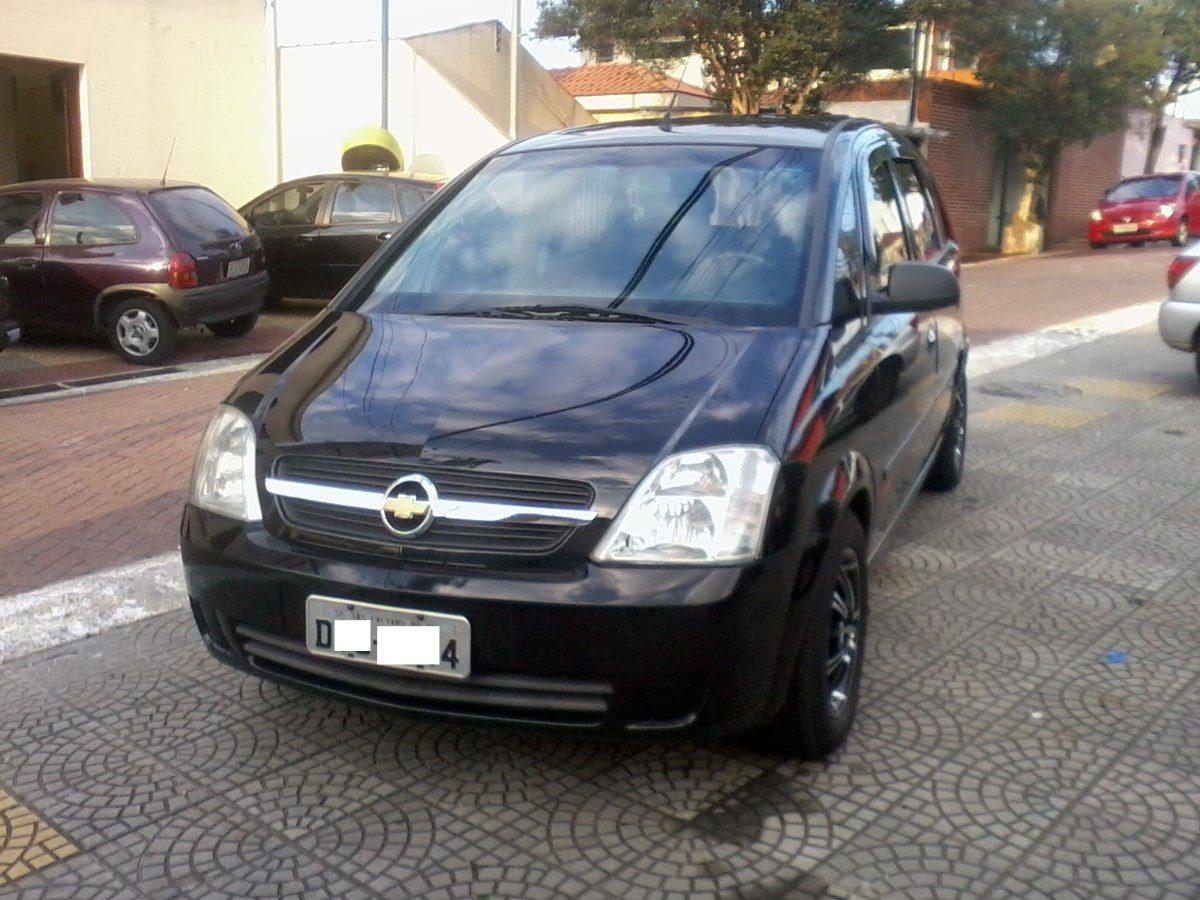 Chevrolet Meriva 2007 foto - 5