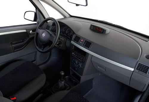 Chevrolet Meriva 2008 foto - 1