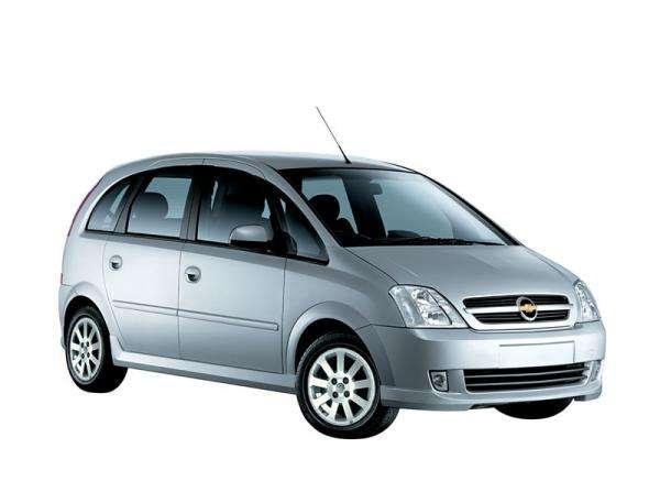 Chevrolet Meriva 2008 foto - 4