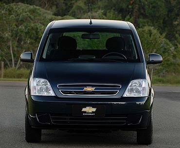 Chevrolet Meriva 2009 foto - 3