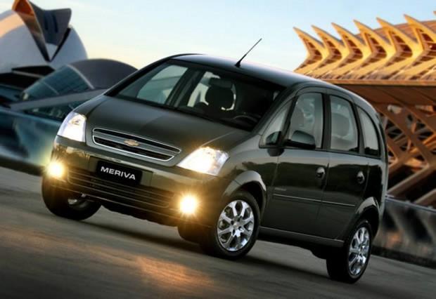 Chevrolet Meriva 2009 foto - 5