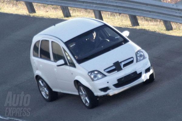 Chevrolet Meriva 2010 foto - 1