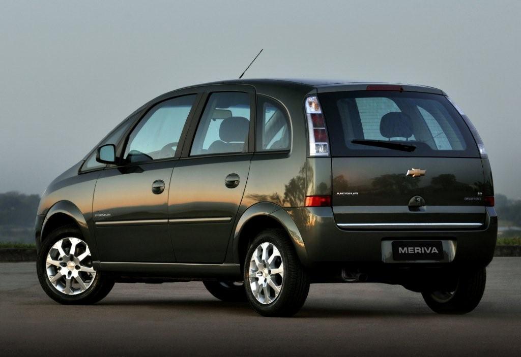 Chevrolet Meriva 2011 foto - 1