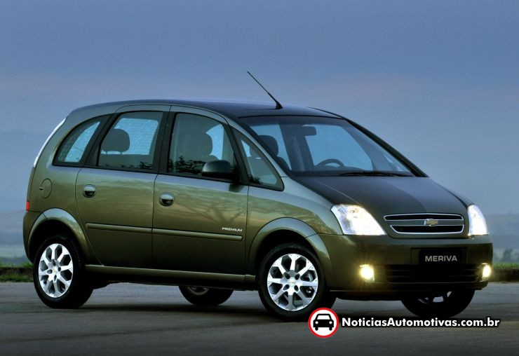 Chevrolet Meriva 2011 foto - 3