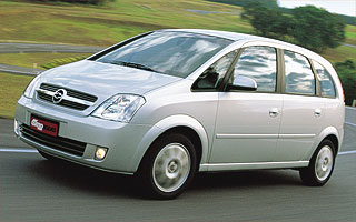 Chevrolet Meriva 2011 foto - 4