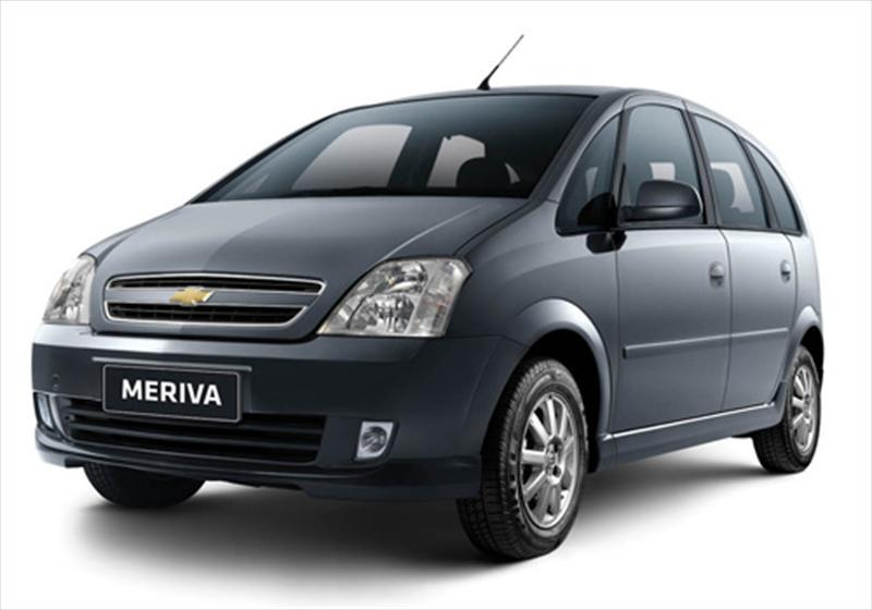 Chevrolet Meriva 2012 foto - 1