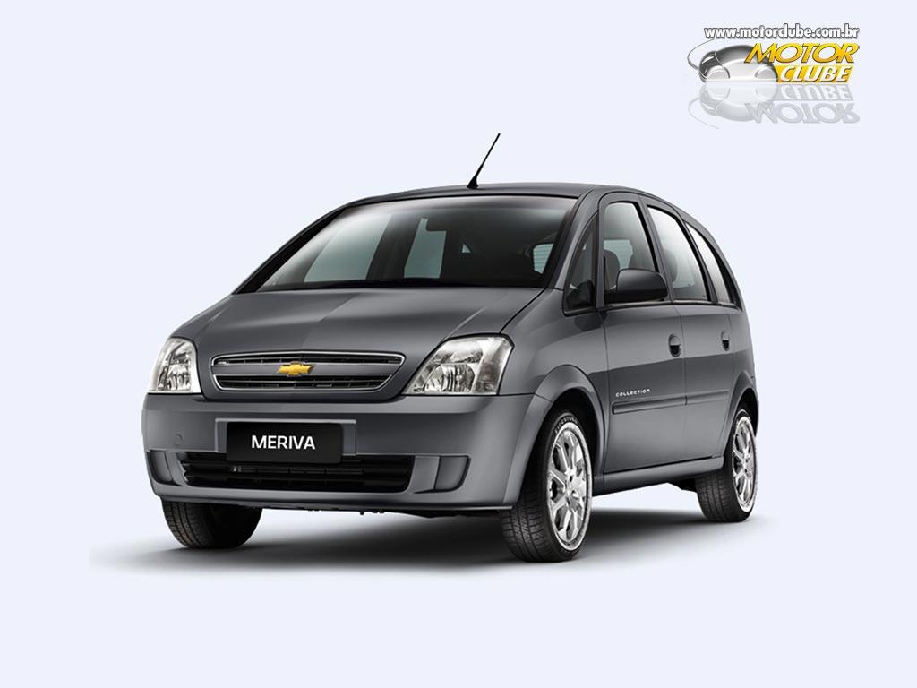 Chevrolet Meriva 2012 foto - 2