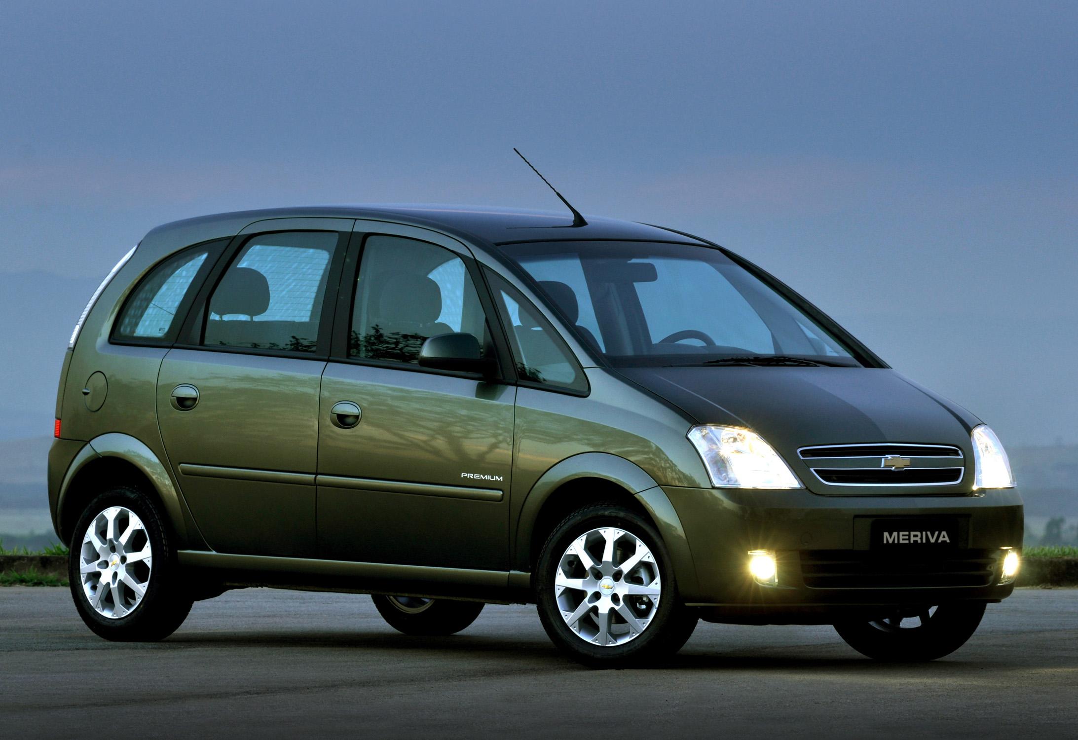 Chevrolet Meriva 2012 foto - 5