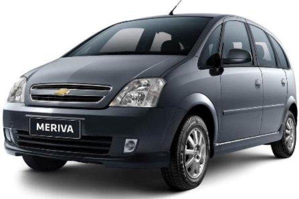 Chevrolet Meriva 2013 foto - 1