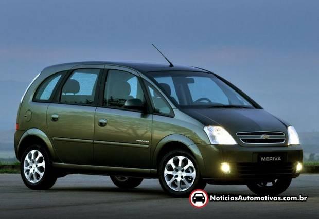 Chevrolet Meriva 2013 foto - 3