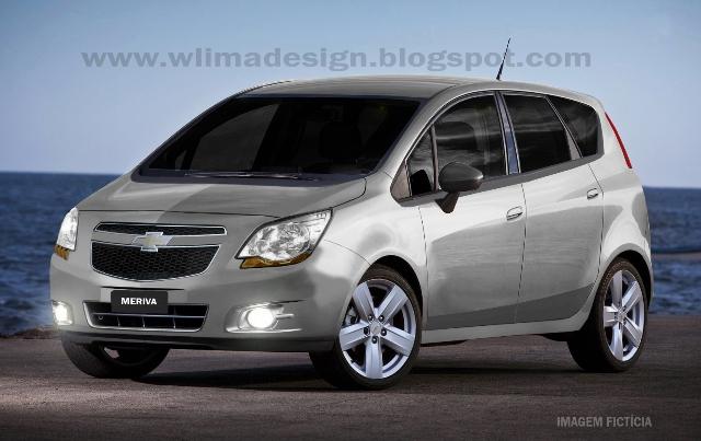 Chevrolet Meriva 2013 foto - 5