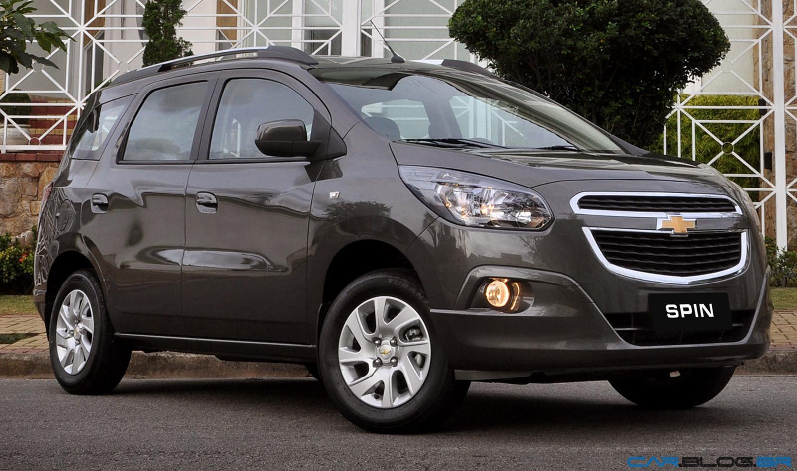 Chevrolet Meriva 2014 foto - 1