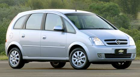 Chevrolet Meriva 2014 foto - 2