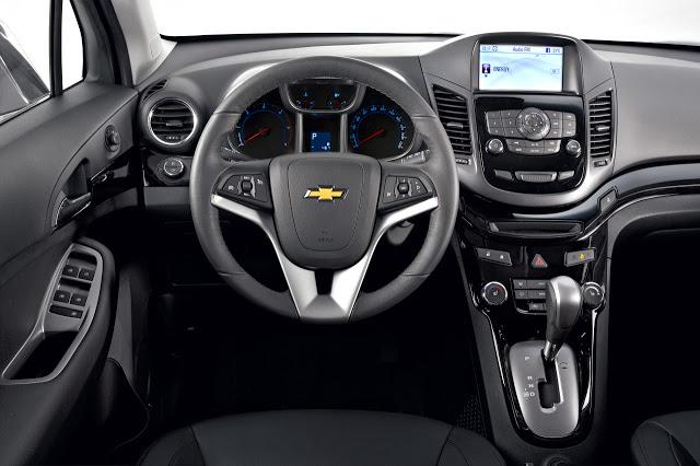 Chevrolet Meriva 2015 foto - 2