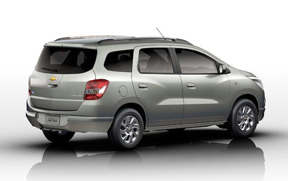 Chevrolet Meriva 2015 foto - 4