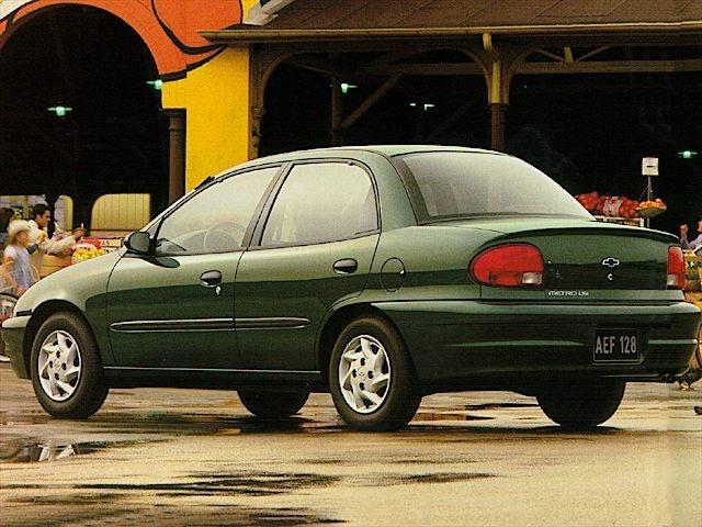 Chevrolet Metro 1999 foto - 3