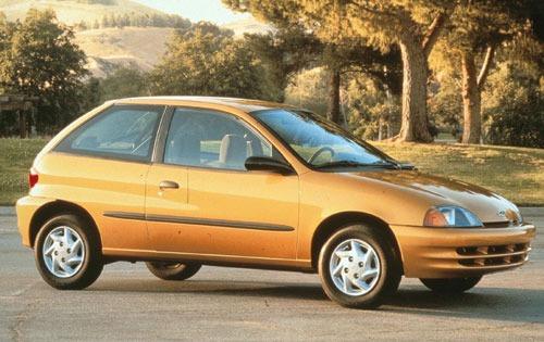 Chevrolet Metro 1999 foto - 4