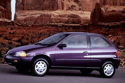 Chevrolet Metro 2000 foto - 3