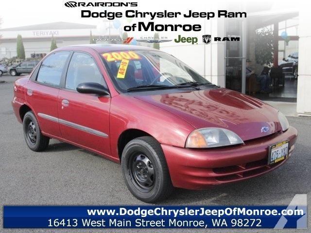 Chevrolet Metro 2000 foto - 5