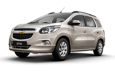 Chevrolet Minivan 2013 foto - 1