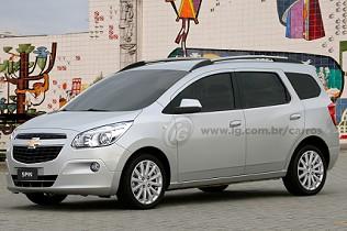 Chevrolet Minivan 2013 foto - 3