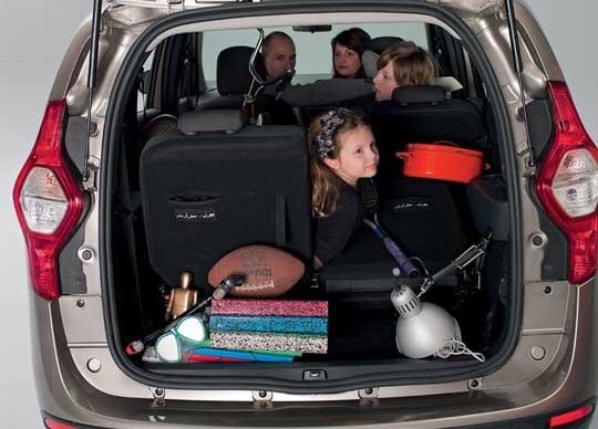 Chevrolet Minivan 2013 foto - 4
