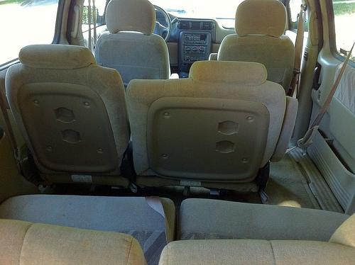 Chevrolet Minivan 2014 foto - 3