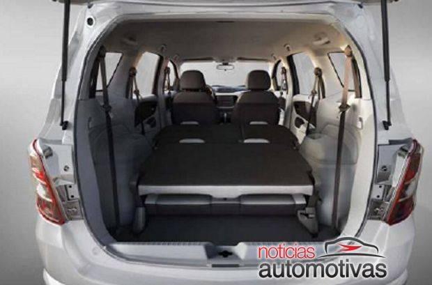 Chevrolet Minivan 2014 foto - 4