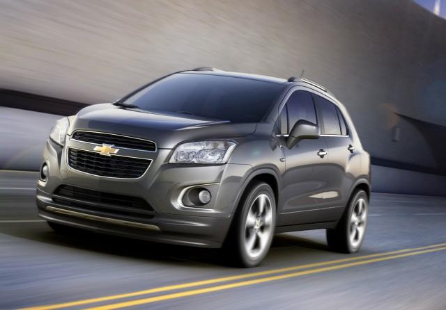Chevrolet Minivan 2015 foto - 2