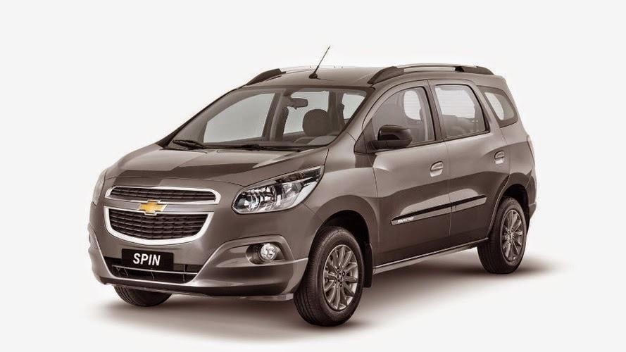 Chevrolet Minivan 2015 foto - 4