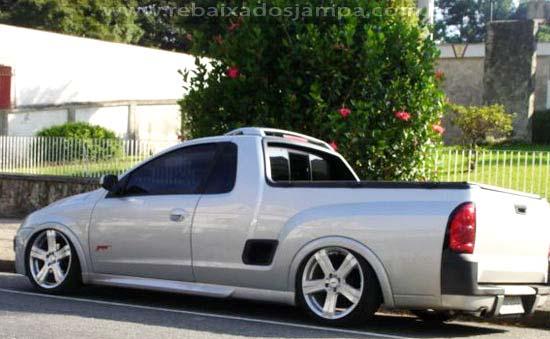 Chevrolet Montana 2006 foto - 2