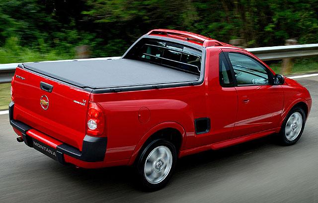 Chevrolet Montana 2009 foto - 3