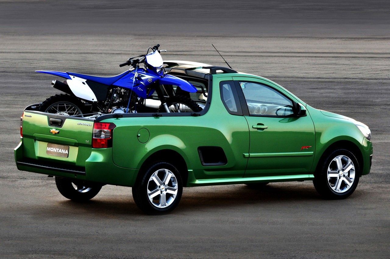 Chevrolet Montana 2010 foto - 5