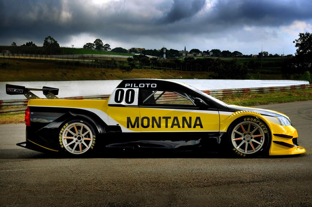 Chevrolet Montana 2012 foto - 4