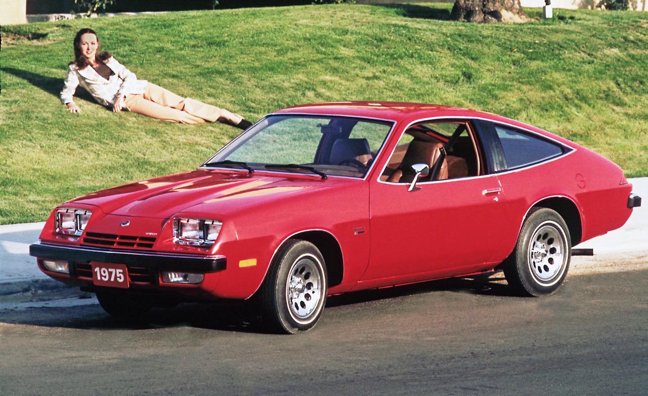 Chevrolet Monza 1975 foto - 2