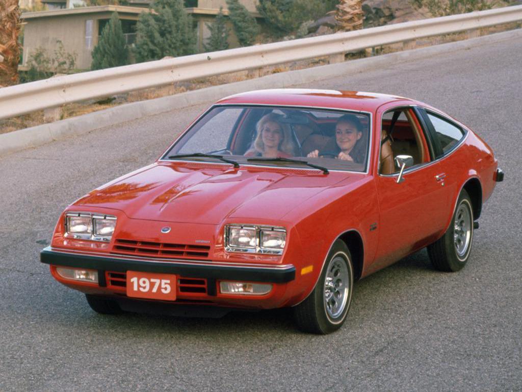 Chevrolet Monza 1975 foto - 5