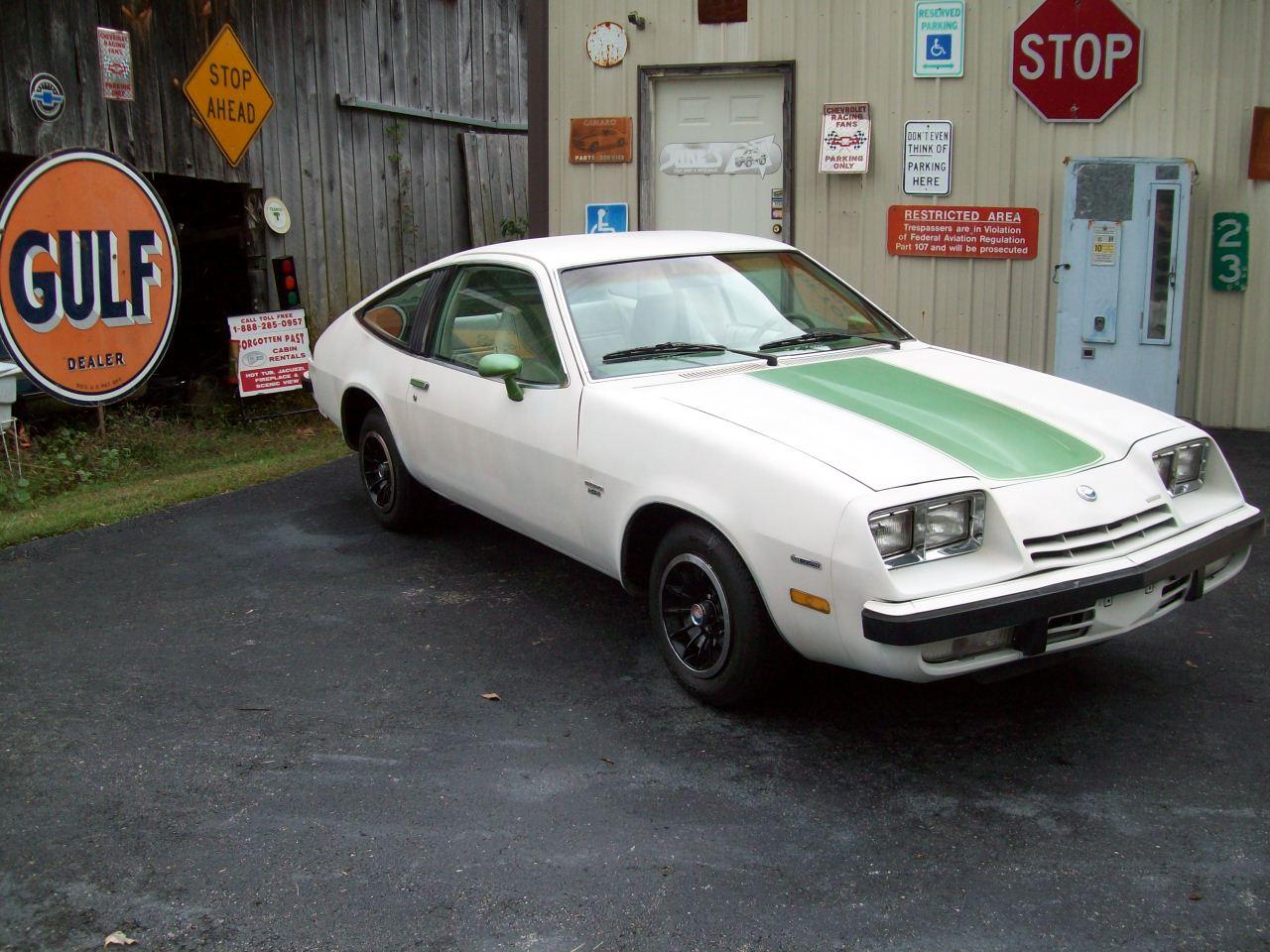 Chevrolet Monza 1976 foto - 2
