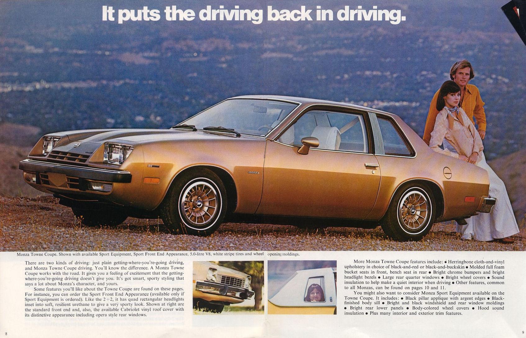 Chevrolet Monza 1976 foto - 3