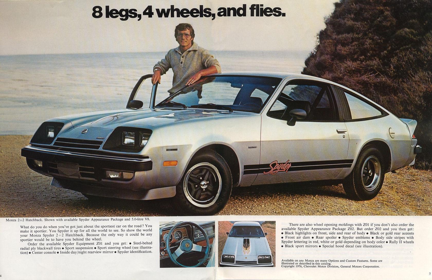 Chevrolet Monza 1976 foto - 5