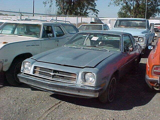 Chevrolet Monza 1977 foto - 3