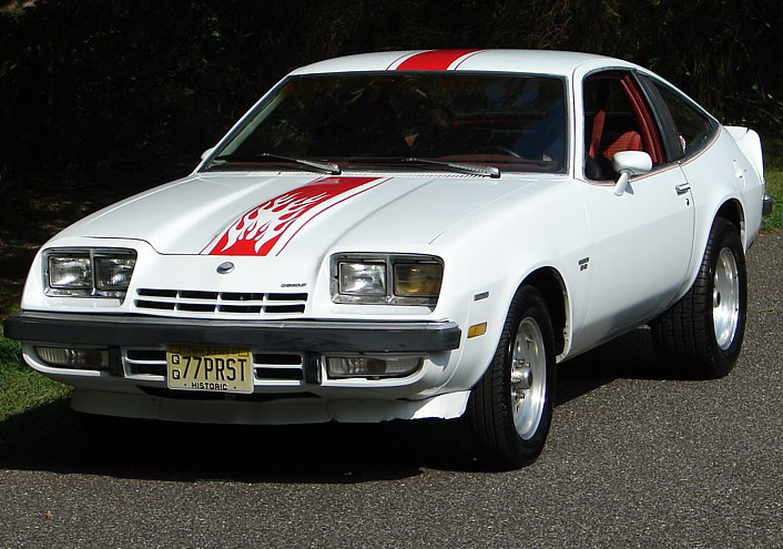 Chevrolet Monza 1977 foto - 4