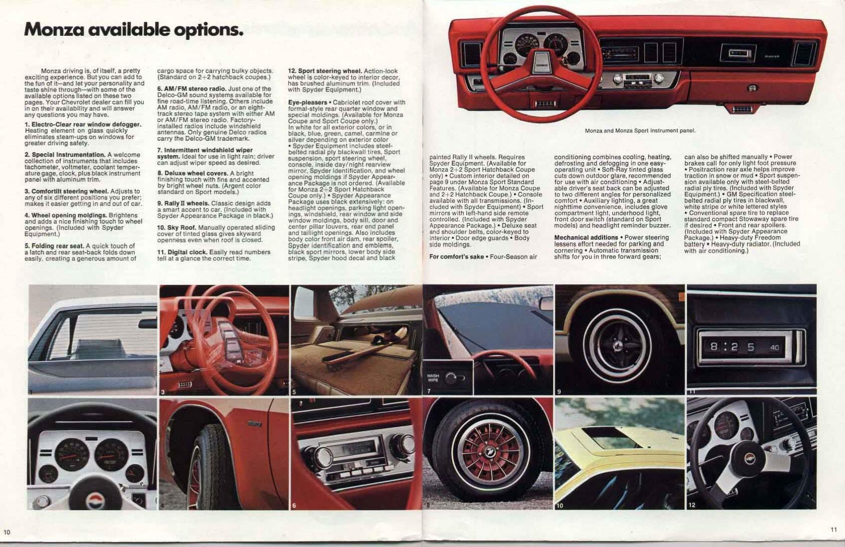 Chevrolet Monza 1978 foto - 3