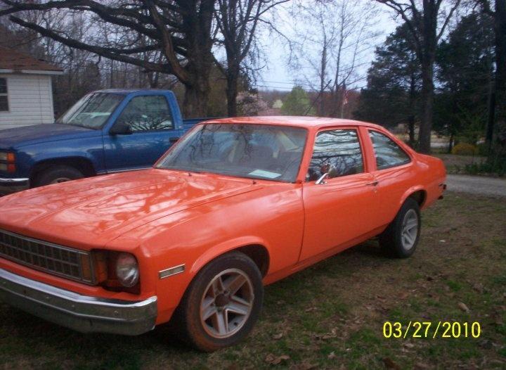 Chevrolet Monza 1978 foto - 4