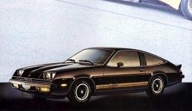 Chevrolet Monza 1979 foto - 1