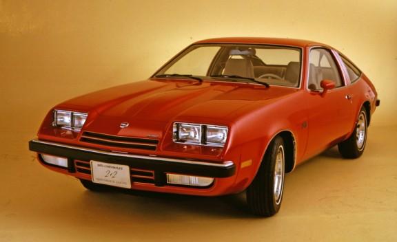 Chevrolet Monza 1979 foto - 3