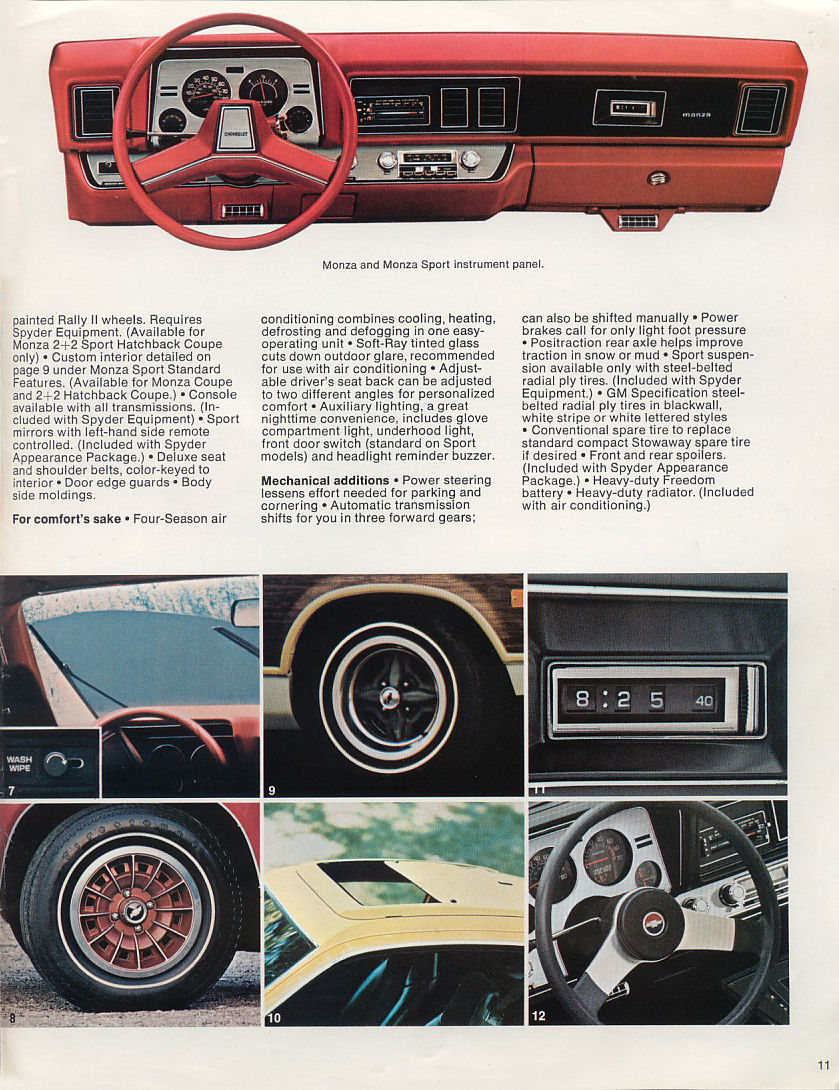Chevrolet Monza 1979 foto - 5