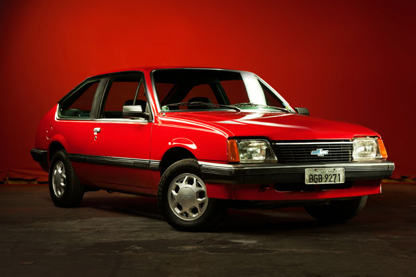 Chevrolet Monza 1985 foto - 3