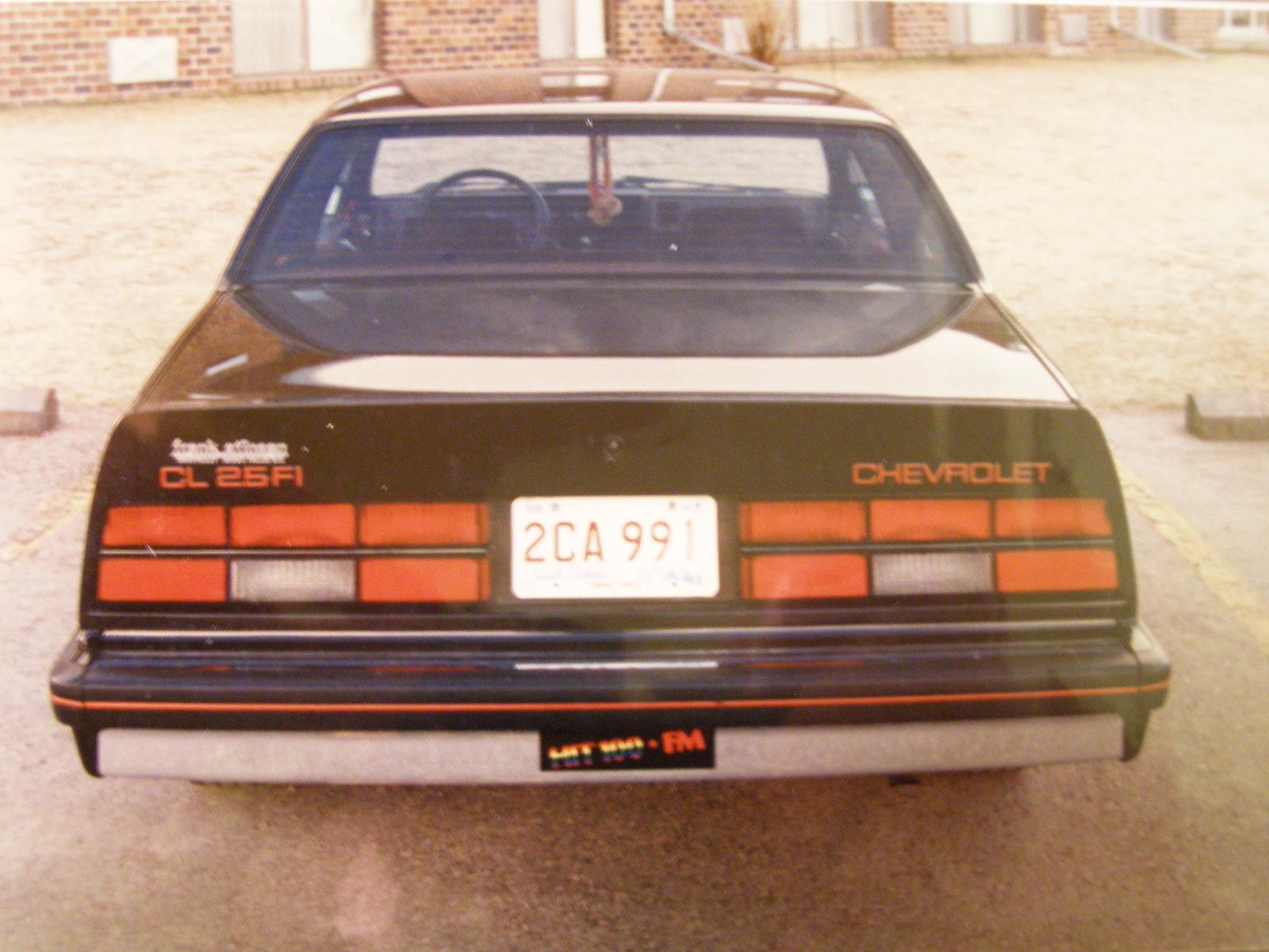 Chevrolet Monza 1985 foto - 4