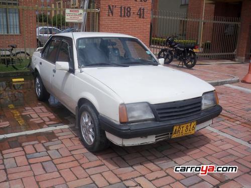 Chevrolet Monza 1986 foto - 2