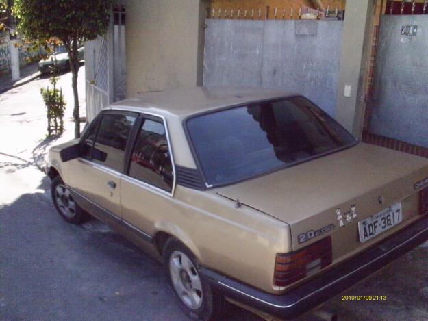 Chevrolet Monza 1986 foto - 4